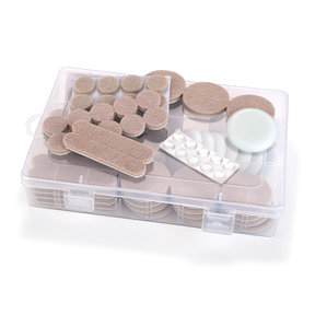 173-Piece Felt Pads and Sliders