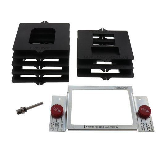 View a Larger Image of HingeMate300  Drop-In Router Template System