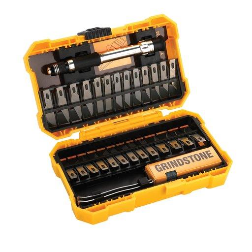 View a Larger Image of Hobby Knife Set 29pc