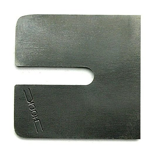 """View a Larger Image of O1 1-3/4"""" Spokeshave Blade with """"U"""" slot"""