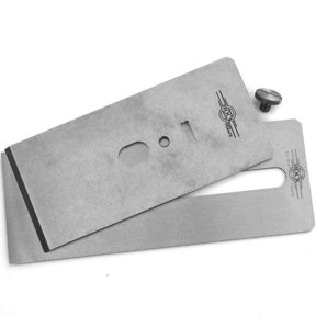 """Tools A2 2.62"""" Blade and Breaker for #8 Stanley/Record Planes"""