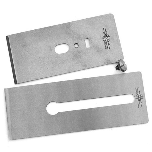"""View a Larger Image of Tools O1 2.62"""" Blade and Breaker for #8 Stanley/Record Planes"""