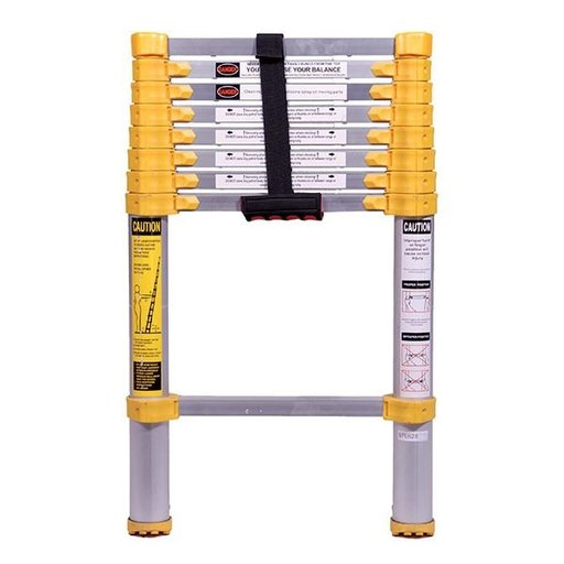 View a Larger Image of Home Series 750p Telescoping Ladder