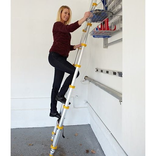 Home Series 750p Telescoping Ladder