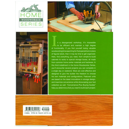 View a Larger Image of Home Workshop Storage 21 Projects to Build