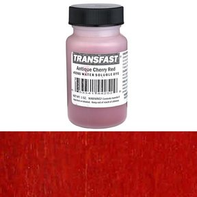 Homestead Transfast Dye Powder, Antique Cherry Red