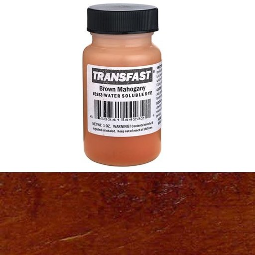 View a Larger Image of Homestead Transfast Dye Powder, Brown Mahogany