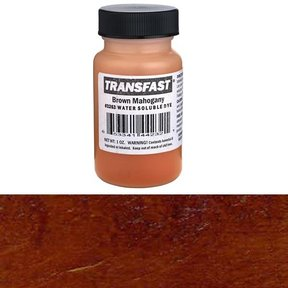 Homestead Transfast Dye Powder, Brown Mahogany