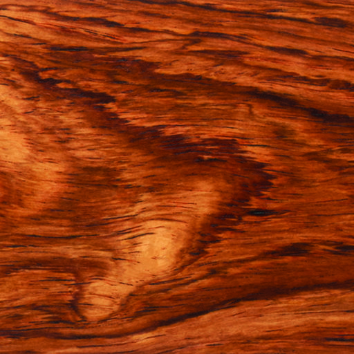 "View a Larger Image of Honduras Rosewood 3/8"" x 1.5"" x 5"" Knife Scale 2pc"
