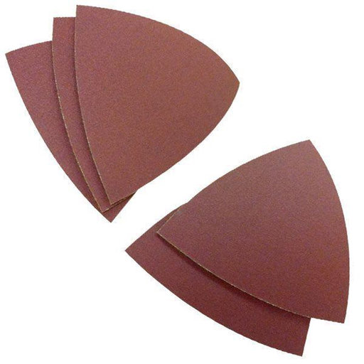 View a Larger Image of Hook & Loop Sandpaper, 120 Grit, 5 Pack
