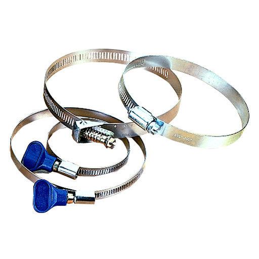 "View a Larger Image of Hose Clamps, 2-1/2"" Keyed, (2)"