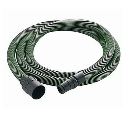 View a Larger Image of Festool Braided Sleeve Antistatic Hose, 36mm X 7m