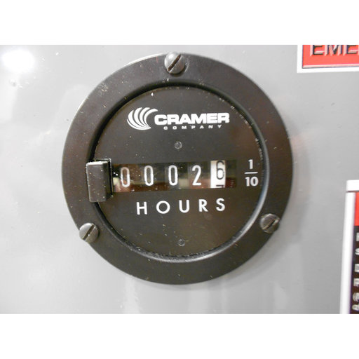 View a Larger Image of Hour Meter for Safety Speed Wide Belt Sanders