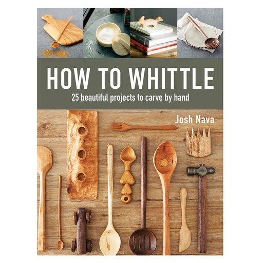 View a Larger Image of How to Whittle
