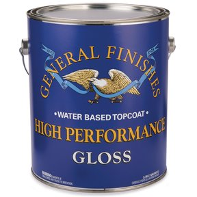 Gloss High Performance Varnish Water Based Gallon