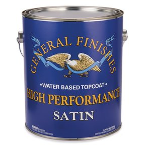 Satin High Performance Varnish Water Based Gallon