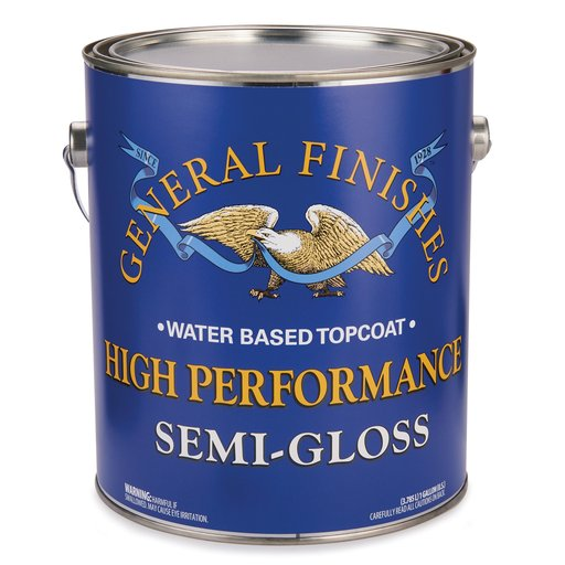 View a Larger Image of Semi-Gloss High Performance Varnish Water Based Gallon