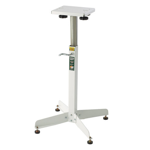 View a Larger Image of Bench Grinder Stand, Model HGP-10