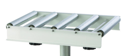 "View a Larger Image of Portable Conveyor HRT-10, 15"" W x 18"" L, 5 Rollers"