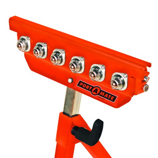View a Larger Image of Portamate Tri-Function Adjustable Roller Stand