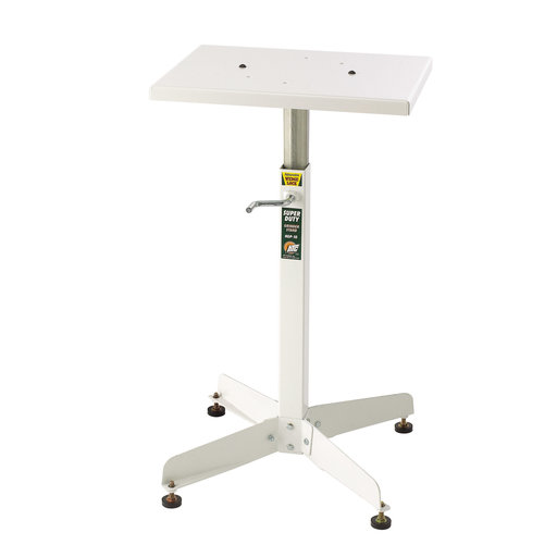 "View a Larger Image of Universal Tool Stand HGP-12, 17"" x 20"" Top"