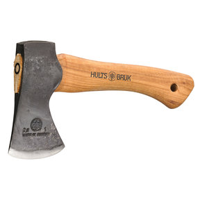 Hults Bruk Jonaker Hatchet 1lb 9.4in Handle