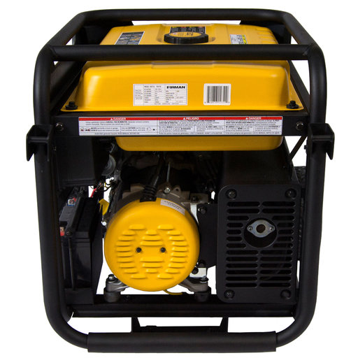 View a Larger Image of Hybrid series H05751 5700 / 7125 Watt Dual Fuel Generator w/ Electric Start