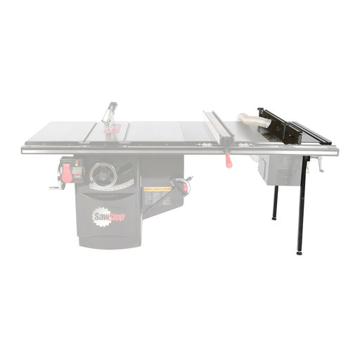 "View a Larger Image of ICS 30"" In-Line Router Table Kit"