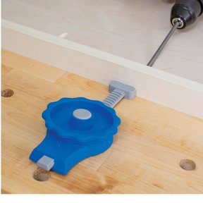 In-Line Bench Clamp For Bench Dog Holes