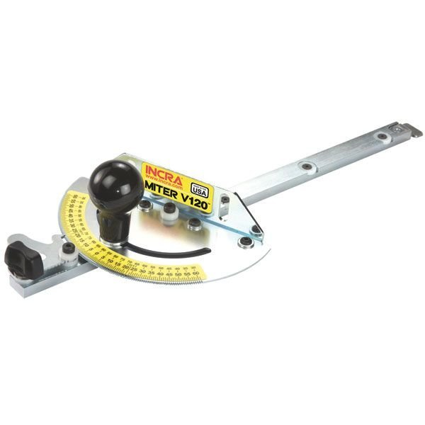 view a different image of miter gauge v120
