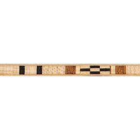 "Wood Inlay Strip #06 3/16"" x 36"" 2pc"