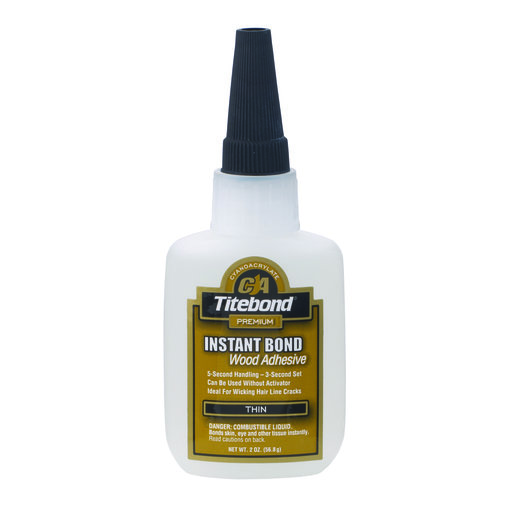View a Larger Image of Instant Bond CA Adhesive, Thin 2-oz