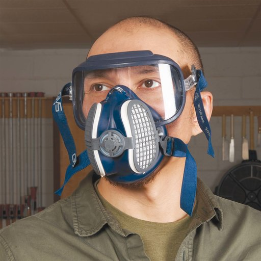 View a Larger Image of Integra P100 Mask (M/L)