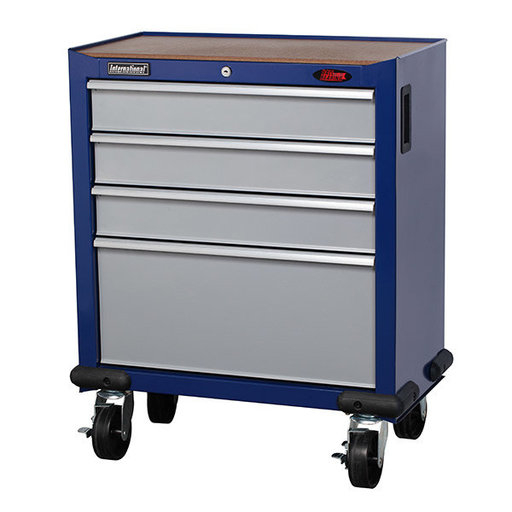 "View a Larger Image of 27"" 4-Drawer Trolley"