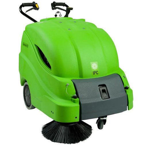 "View a Larger Image of 28"" Battery Sweeper with 100Ah Gel Battery, Model 512 ET 100"