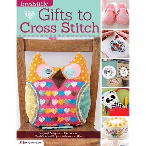 View a Larger Image of Irresistible Gifts to Cross Stitch