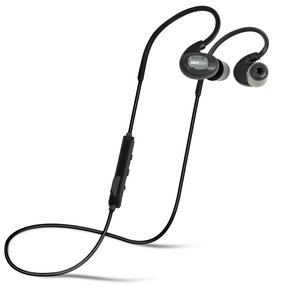 PRO Bluetooth Noise-Isolating Earbuds - Matte Black