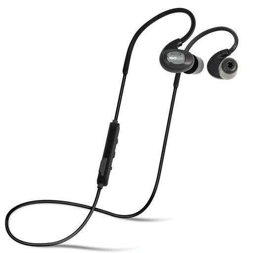 View a Larger Image of PRO Bluetooth Noise-Isolating Earbuds - Matte Black