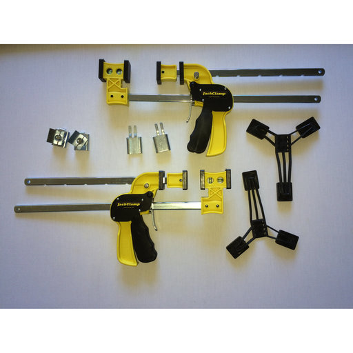 View a Larger Image of Special Two Clamp Set with Accessories
