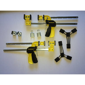 Special Two Clamp Set with Accessories