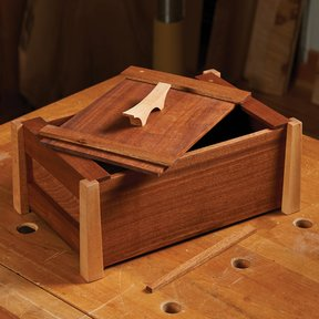 Japanese Gift Box Downloadable Plan