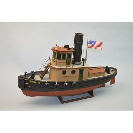 View a Larger Image of Jenny Lee Tug Boat Kit