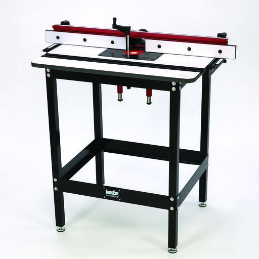 View a Larger Image of Mast-R-Lift II Included Router Table System With Phenolic Top