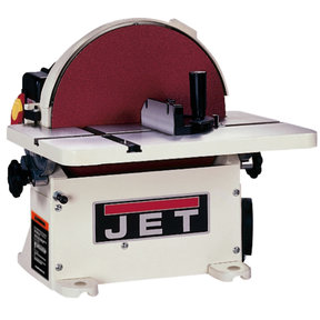 "12"" Bench Disc Sander, Model JDS-12B"