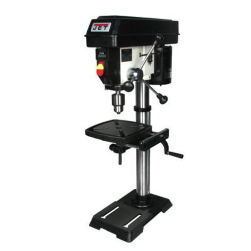 "View a Larger Image of 12"" Drill Press, Model JWDP-12"