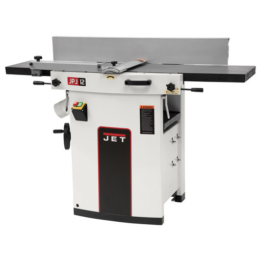 """View a Larger Image of 12"""" Planer/Jointer with Helical Head, Model JJP-12HH"""
