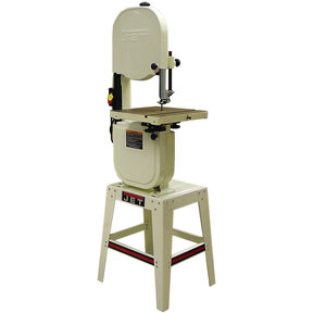 "14"" Band Saw with Open Stand, Model JWBS-14OS"