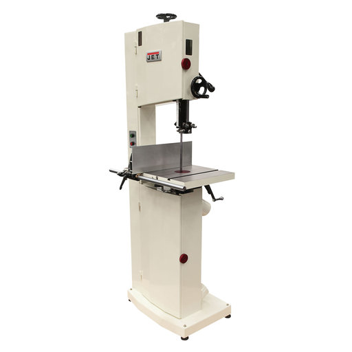 "View a Larger Image of 14"" Bandsaw with Steel Frame, Model JWBS-14SF-3"