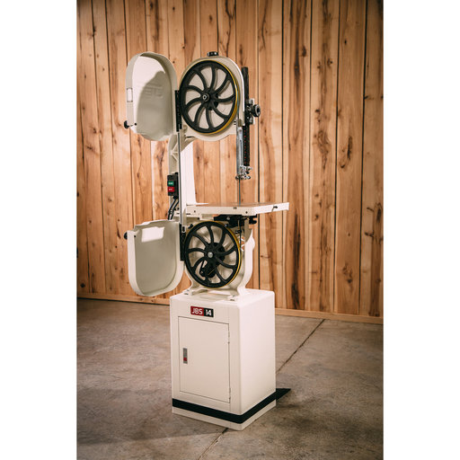 """View a Larger Image of JWBS-14DXPRO 1-1/4HP 14"""" Deluxe Pro Bandsaw"""