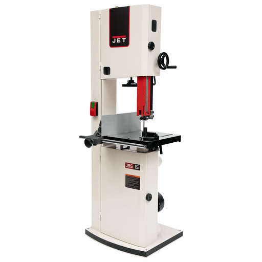 """View a Larger Image of JWBS-3 1-3/4HP 15"""" Bandsaw"""